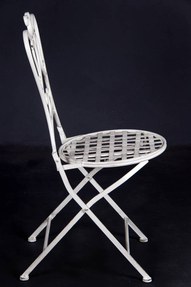 Chair: Weave: Antique White