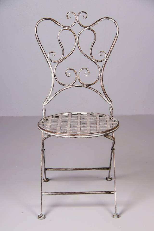Chair: Weave: Antique Grey