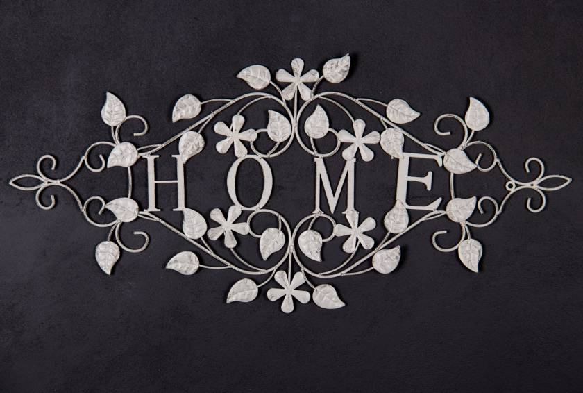 Wall Decor: Home: Antique White