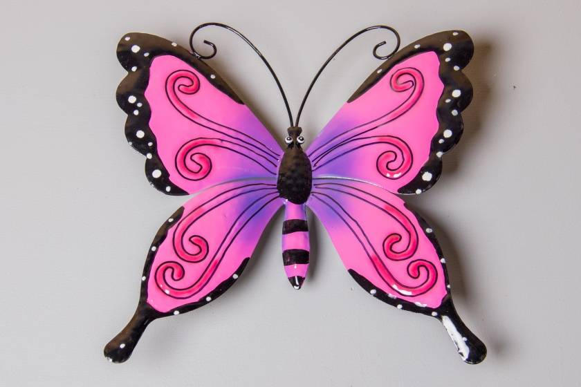 Butterfly: Pink